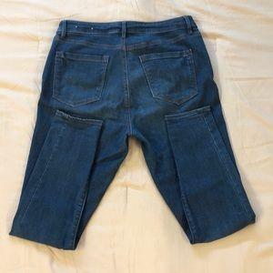 Loft Ann Taylor Blue Jeans